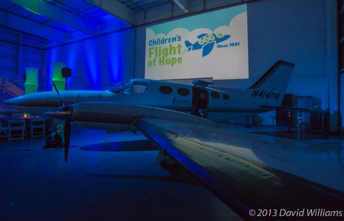 CFOH Airplane