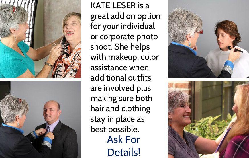 Kate Leser - The Make Over Expert