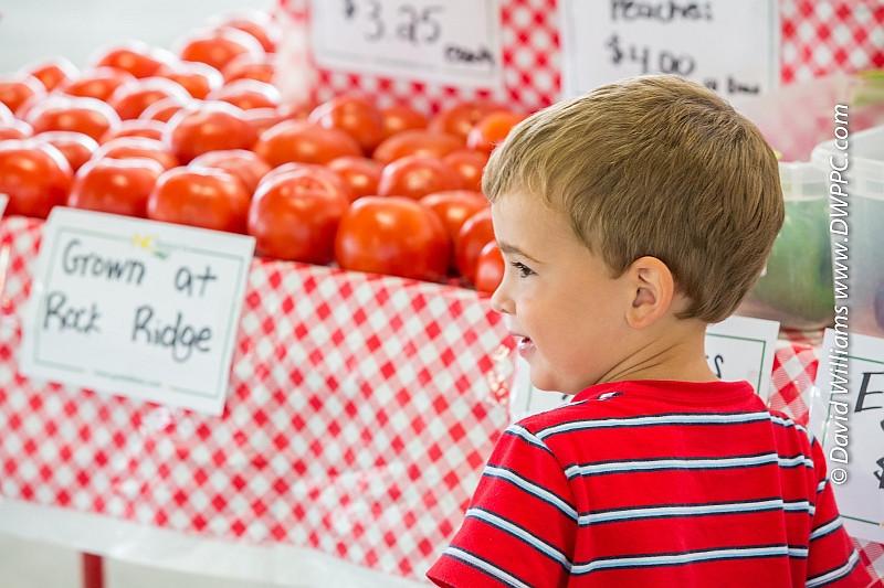 Wilson Farmers Market