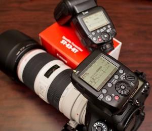 Canon ST E3 RT