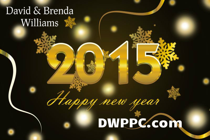 Happy New Year 2015 blog