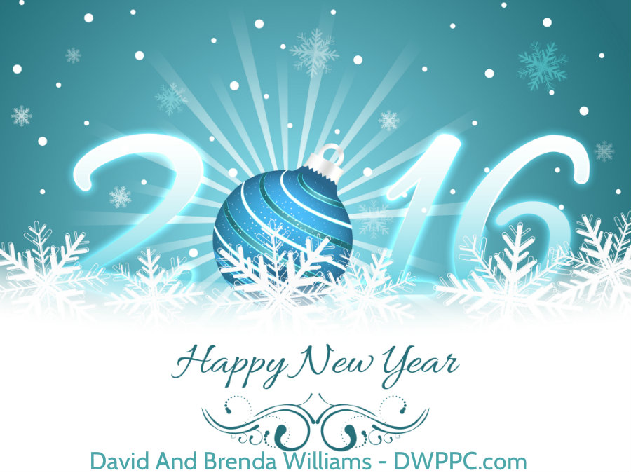 Happy New Year DWPPC.com
