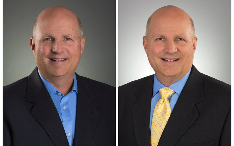 Executive Headshots Casual and Formal At North Raleigh Studio