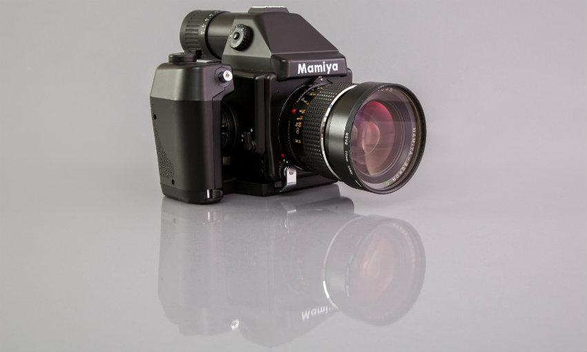 Mamiya 645 Medium Format Film Camera
