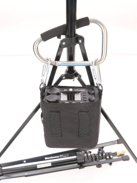 Profoto B2 250 Air TTL Power Pack and Manfrotto 5001B