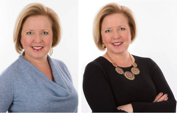 Female Headshot and Arms Crossed North Raleigh Studio