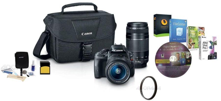 Canon SL1 Kit from Adorama