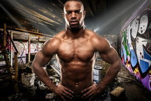 Commercial Composite Body Builder with Graffiti Background .jpg