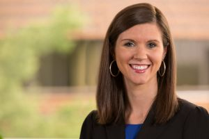 Female Lawyer Headshot With Outdoor Background Raleigh NC.jpg