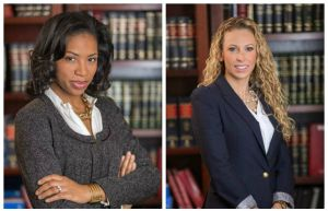 Female Lawyer Headshots Photographed with Books In Durham NC.jpg