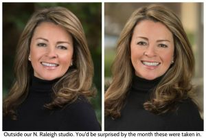 Outdoor Business Headshots At North Raleigh Photography Studio .jpg
